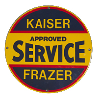 The Kaiser-Frazer brands marketed by Henry J. Kaiser, the aluminum magnate had some loyal followers, my uncle included. However the number of loyal followers were not enough to save the brands. Styling of the cars was a bit ahead of the times.