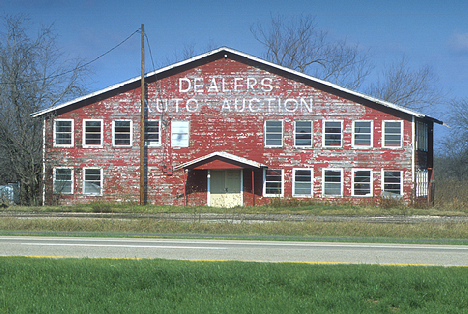 auto auction barn