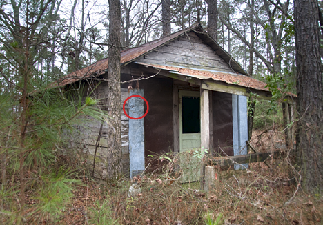 hunting club cabin