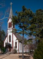 St. Boniface Catholic Church, New Dixie community Arkansas
