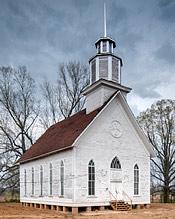 Selma Methodist Church Selma Arkansas
