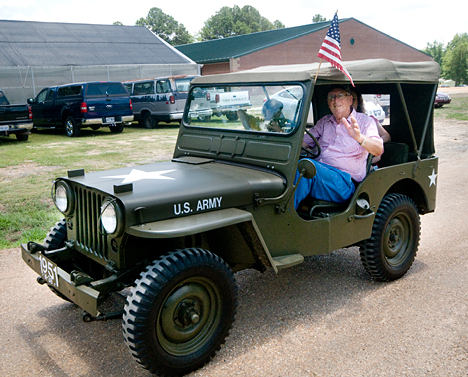 1951 Army Jeep