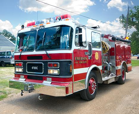 Emerson Fire Truck