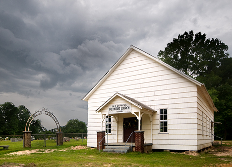 Old Cypress Methodist Church