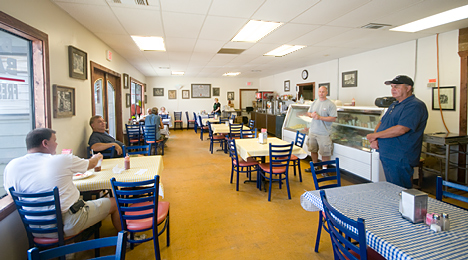 cross roads cafe ida louisiana