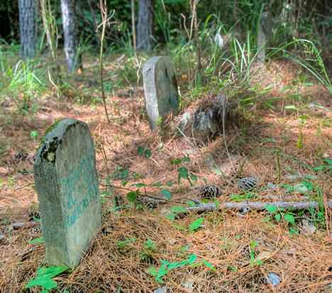 hardcastle-yergen cemetery