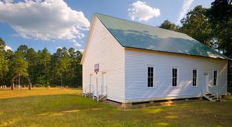 Mount Zion Methodist Church est 1881