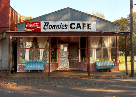 Bonnie's Cafe, Watson, Arkansas