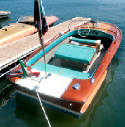 1969 Riva Boat