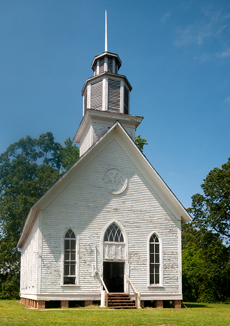 Selma Methodist Church