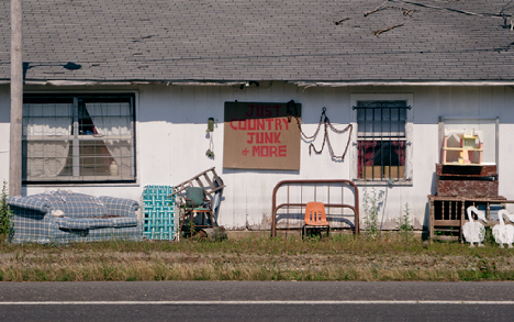 country junk store