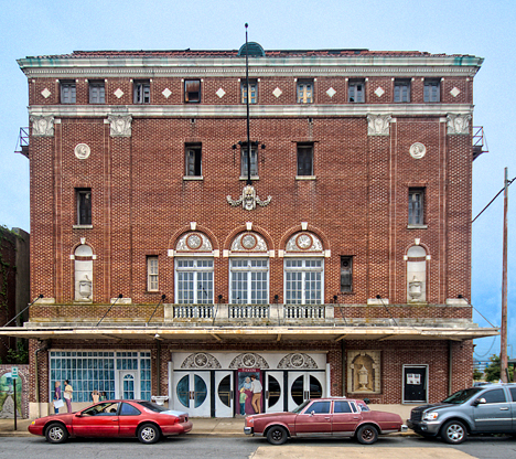 Saenger Theater Pine Bluff AR