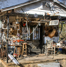 The store at Lester Arkansas