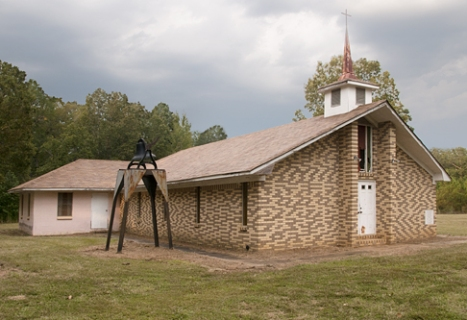 Macedonia MIssionary Baptist Church LIncoln County AR