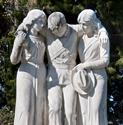James E. Reynolds monument in Oak Cemetery Fort Smith AR