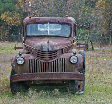 1941 Chevy truck