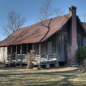 The Samuel D. Byrd house at Poyen Arkansas