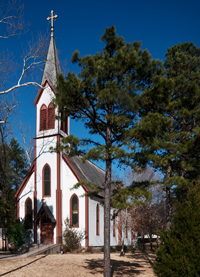 St. Boniface Church near Bigelow Arkansas
