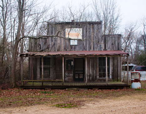 Thomas Grocery, Tarry Arkansas