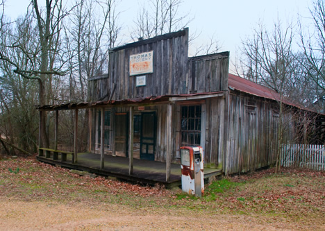 Thomas Grocery, Tarry, Arkansas