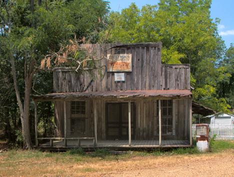 Thomas Grocery, Tarry, Arkansas