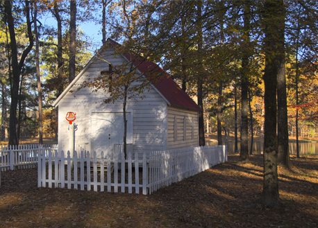 Chapel on Pumpkin Hill Road