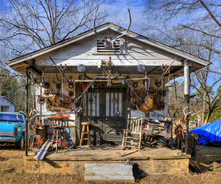 Old store at Lester Arkansas