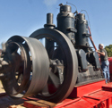 Antique Fairbanks Morse Engine