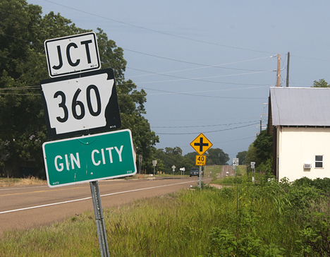 Gin City, Arkansas