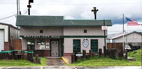 Moffett OK City Hall