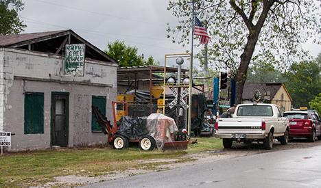 Store in Moffett Arkansas