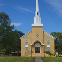 St. Mary's Church at St. Vincent Arkansas