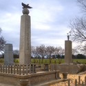 memorials at rohwer relocation center