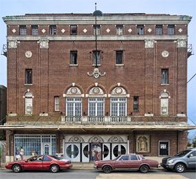 The Saenger Theater Pine Bluff Arkansas