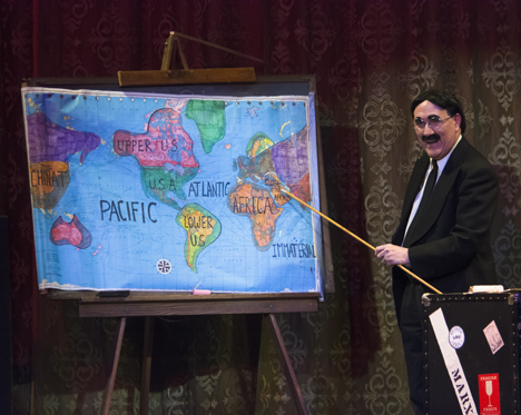 Ron MacClosky as Groucho