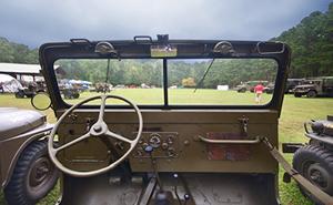 Restored M38 A1 Jeep