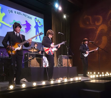 The Four Fabs, Beatles Tribute Band