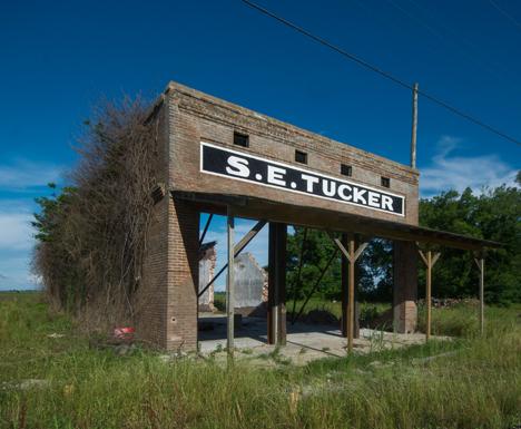 SE Tucker store at Tucker Arkansas