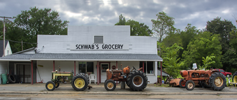 Schwabs Grocery Crocketts Bluff Arkansas