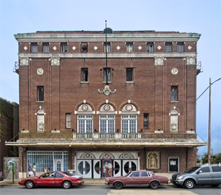 Saenger Theater Pine Bluff AR