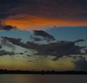 Sunset at Saracen Lake