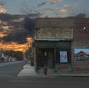 Sunset at Elaine Arkansas