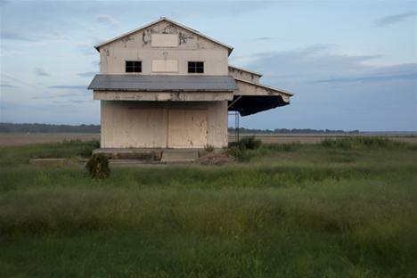 Abandoned Delta gin