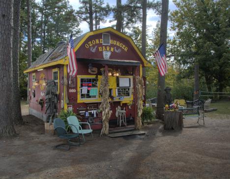 Ozone Burger Barn