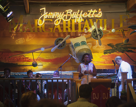 Jimmy Buffetts Margaritaville in the New Orleans French Quarter