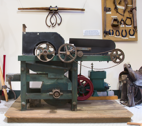 One-man cotton gin