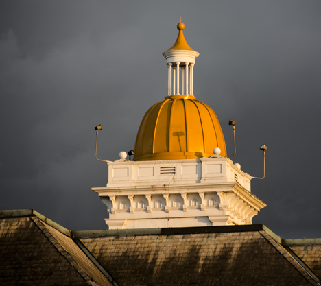 Jefferson County Courthouse Cupola
