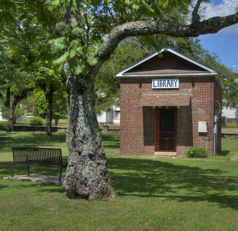 The Norman Arkansas Library