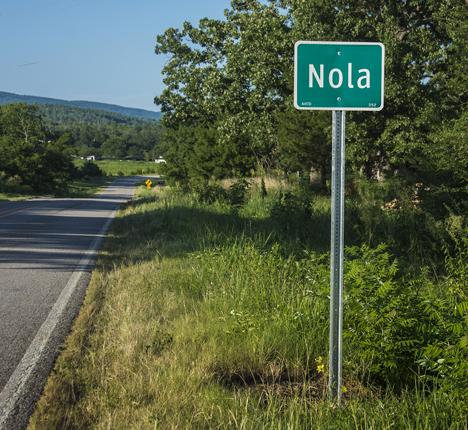 Nola, Arkansas
