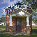 Norman Arkansas library